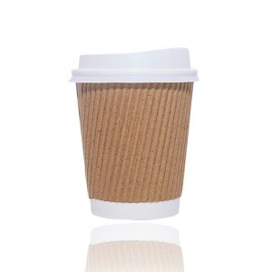 Paper Cup-8oz- Trippled Walled