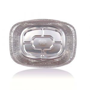 ALUMINIUM-Oval-Roastar-Tray